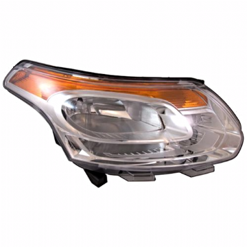 CITROEN C3 PICASSO MODELS 2009 ONWARDS HEADLAMP DRIVER SIDE AMBER/IND W/MTR RH HL8226